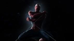 Обои Человек-паук: Тень, Паутина, Фильм, Человек-Паук, Мультфильмы