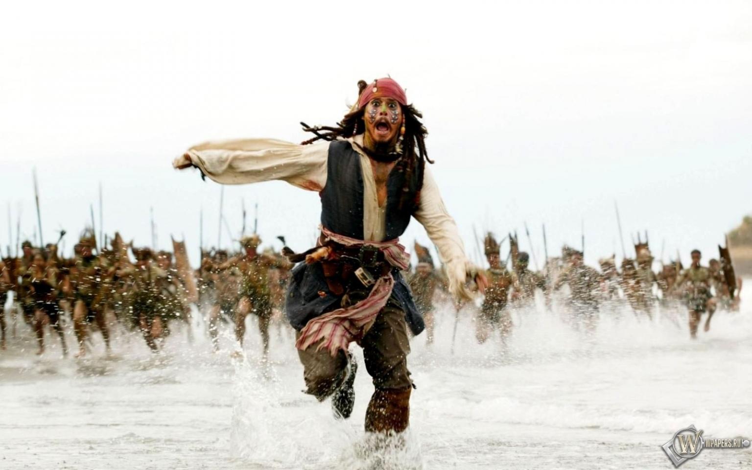 Фильм Пираты Карибского Моря 3