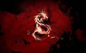 Обои Красный дракон: Кровь, Дракон, Красный, Фильм, Фильмы