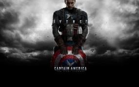 Обои Капитан Америка: Фильм, Капитан Америка, Мультфильмы