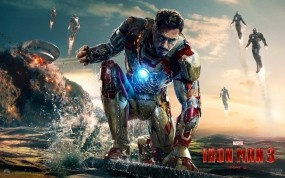 Обои Железный человек 3: Фантастика, Фильм, Фильмы