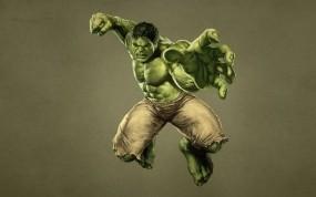 Обои Халк: Монстр, Фильм, Халк, Hulk, Фильмы