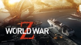 Обои Война миров Z: Фильм, ужасы, Фильмы