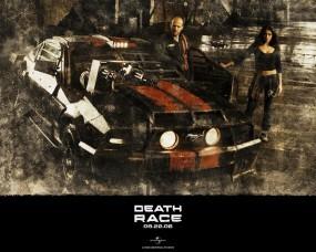 Обои Смертельная гонка: Машина, Гонка, Фильм, Фильмы