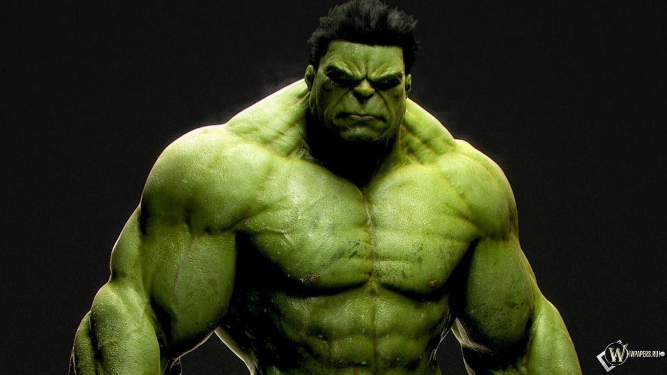 Обои халк темнота монстр халк hulk