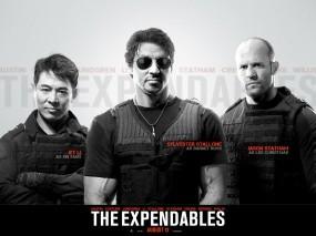 Обои The Expendables: Неудержимые, The Expendables, Сильвестр Сталлоне, Фильмы