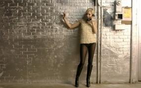 Обои Factory Girl (2006): Девушка, Телефон, Factory Girl, Фильмы