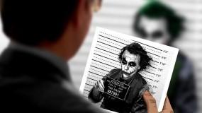 Обои Бэтмен: Джокер, Преступник, Тюрьма, Мультфильмы