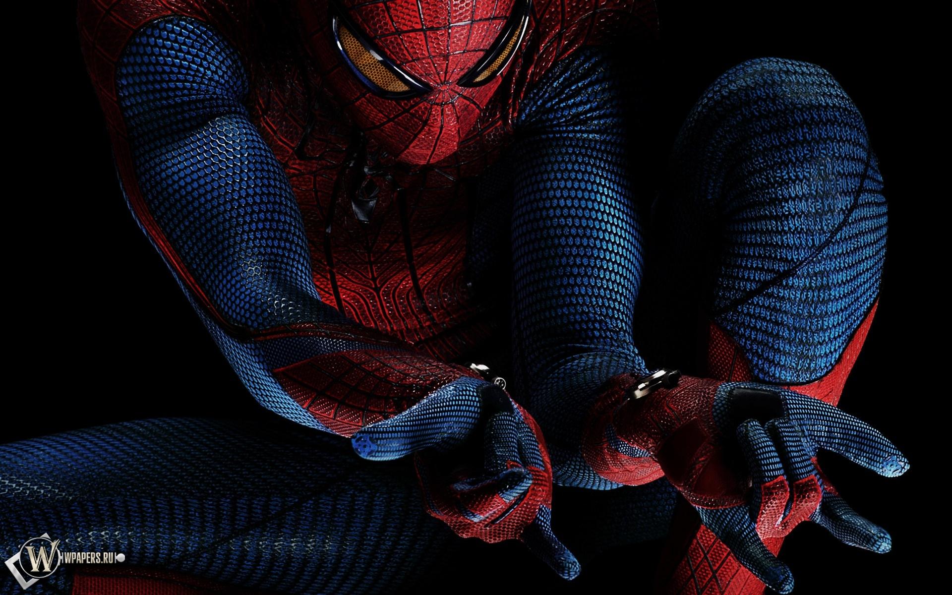 Обои человек паук 3 человек паук