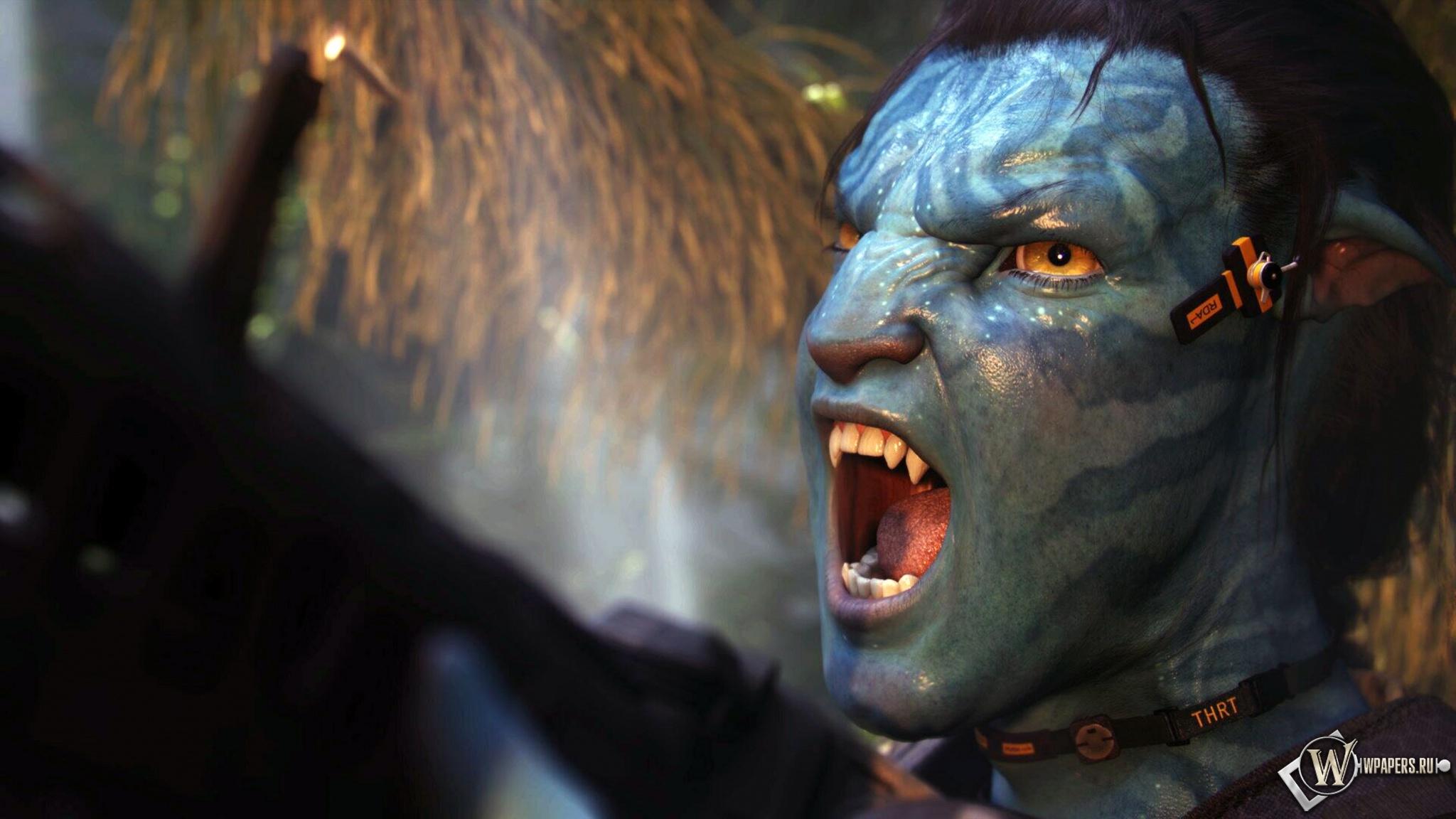 Джейк (Avatar) 2048x1152