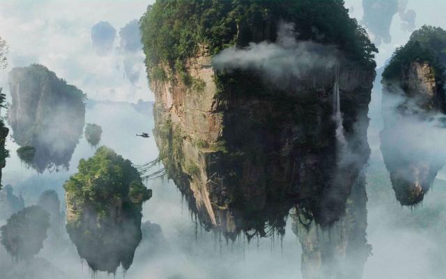 Панорама Пандоры (Avatar)