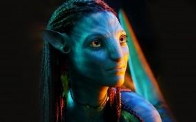 Обои Нейтири: Девушка, Аватар, Avatar