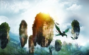 Обои Avatar: Пандора, Аватар, Фильм, Avatar, Avatar