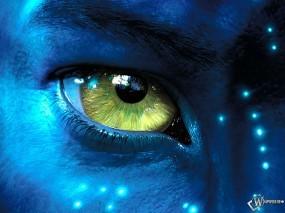 Обои Avatar: Взгляд, Аватар, Большой глаз, Неземное, Avatar