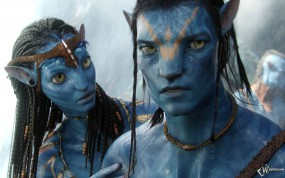 Обои Avatar: Нейтири, Племя, Джеймс, Avatar