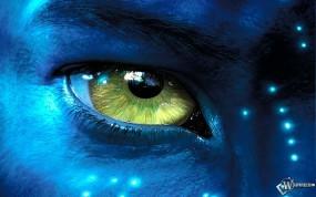 Обои Avatar: Взгляд, Нави, Глаз, Неземное, Звёздочки, Avatar
