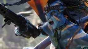 Обои Аватар: Премия, Боевой клич, Синий человек, Avatar
