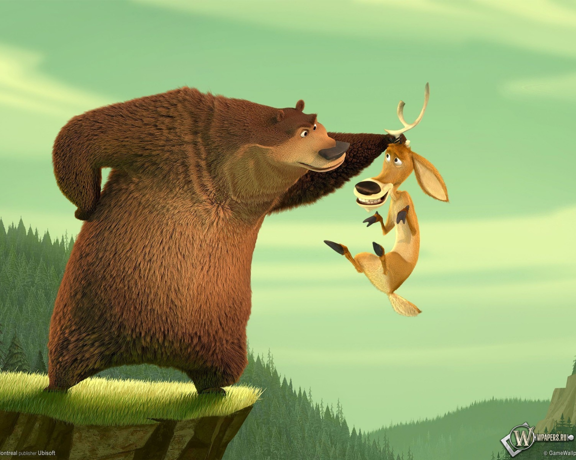 Сезон охоты медведь олень сезон