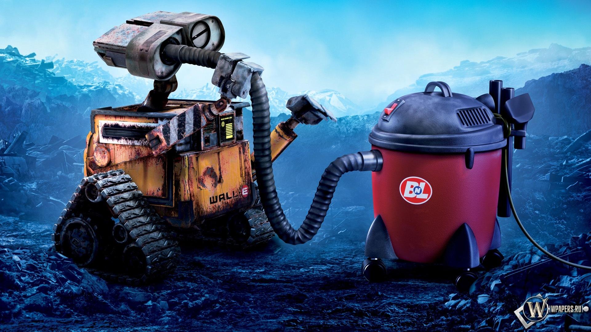 WALL-E 1920x1080