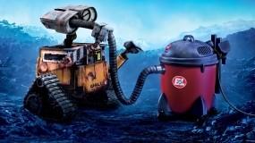 Обои WALL-E: Робот, Мультфильм, Пылесос, Мультфильмы