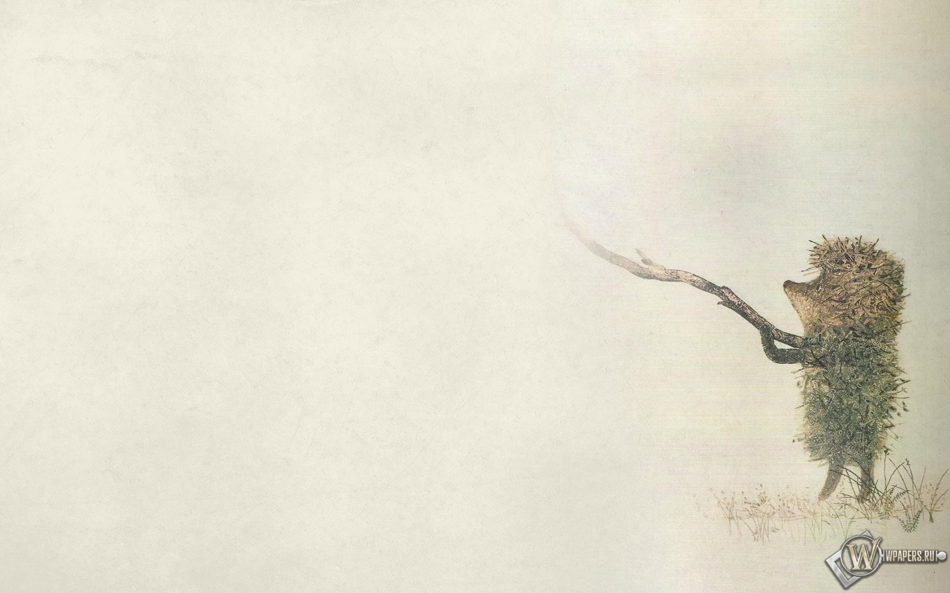 Ежик в тумане 1920x1200