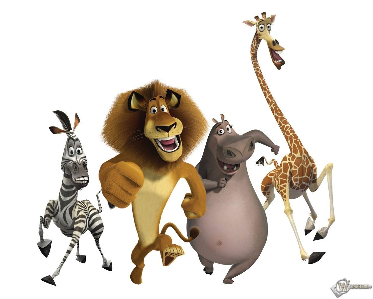 Мадагаскар 1280x1024