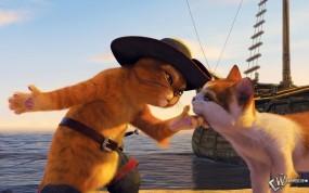 Обои Кот: , Мультфильмы