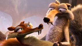 Обои Белки из ледникового периода: Ice Age, Ледниковый период, Мультфильм, Белки, Мультфильмы