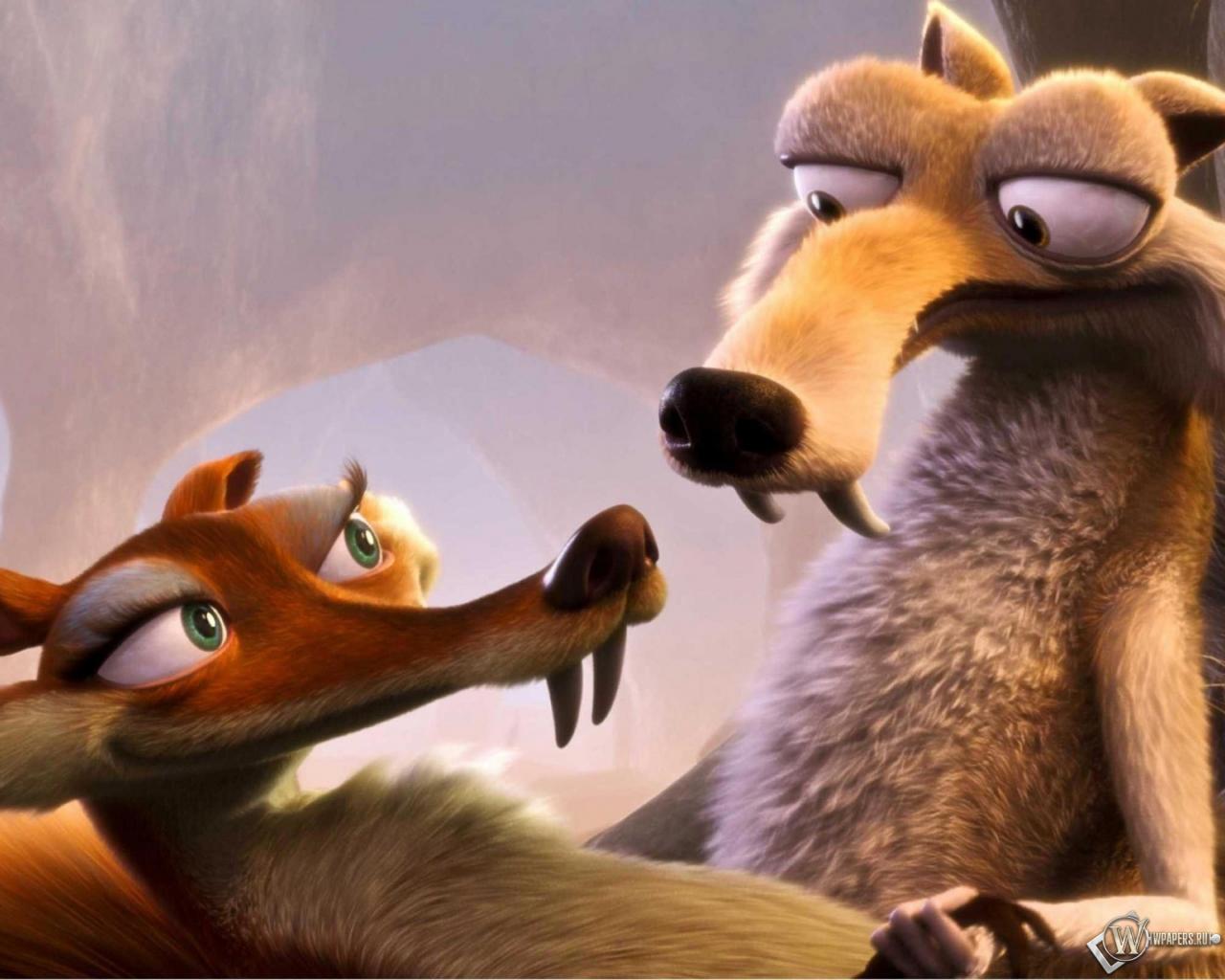 Скачать мультфильм Ледниковый период 5 Столкновение