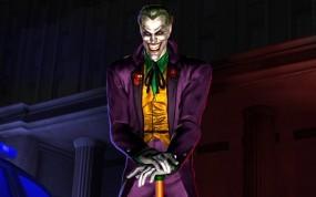 Обои Джокер: Джокер, Бэтмен, Клоун, Мультфильмы
