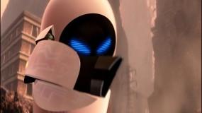 Обои ЕВА: WALL-E, Пушка, ВАЛЛ-И, Ева, Мультфильмы