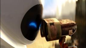 Обои ВАЛЛ-И и ЕВА: Любовь, WALL-E, ВАЛЛ-И, Ева, Мультфильмы