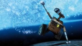 Обои ВАЛЛ-И: Космос, Робот, ВАЛЛ-И, Мультфильмы