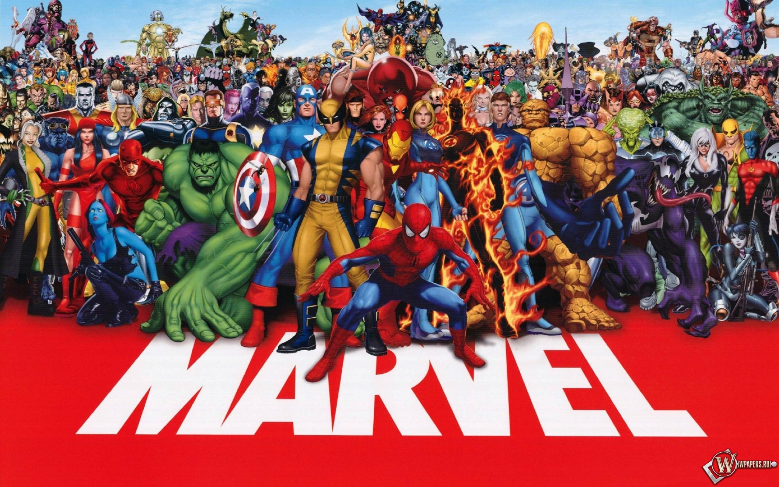 Marvel 2560x1600