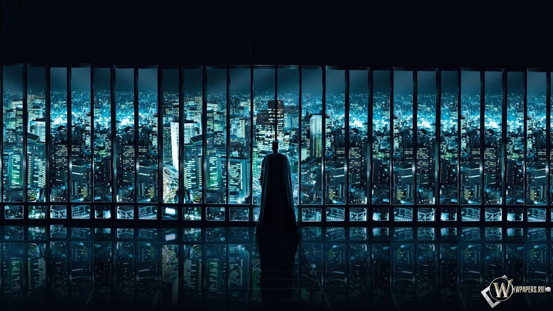 Бэтмен 1920x1080