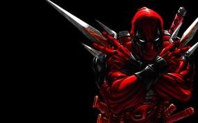 Обои DeadPool: Оружие, Герой, Убийца, Deadpool, Мультфильмы