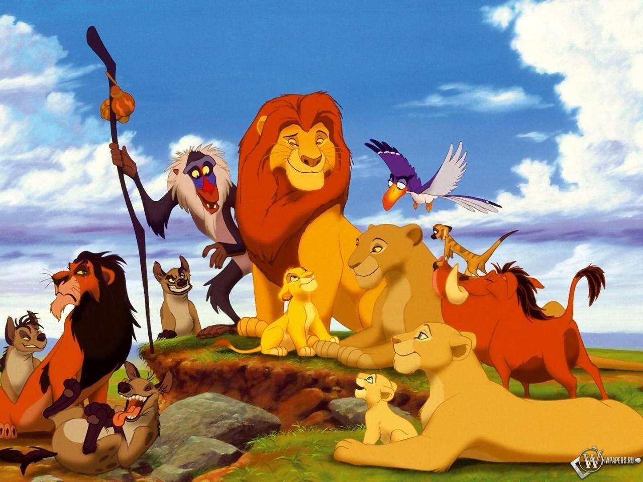 король лев 4 2015 скачать торрент