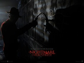 Обои кошмар на улице вязов: Шляпа, Ножи, Фредди Крюгер, Ужасы
