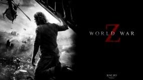 Обои Война миров Z: Фантастика, Фильм, Боевик, Ужасы