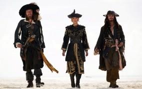 Обои Пираты Карибского моря: На краю света: Пираты Карибского моря, Пираты карибского моря