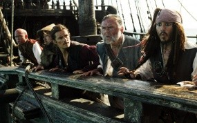 Обои Пираты Карибского моря: Пираты Карибского моря, Пираты карибского моря