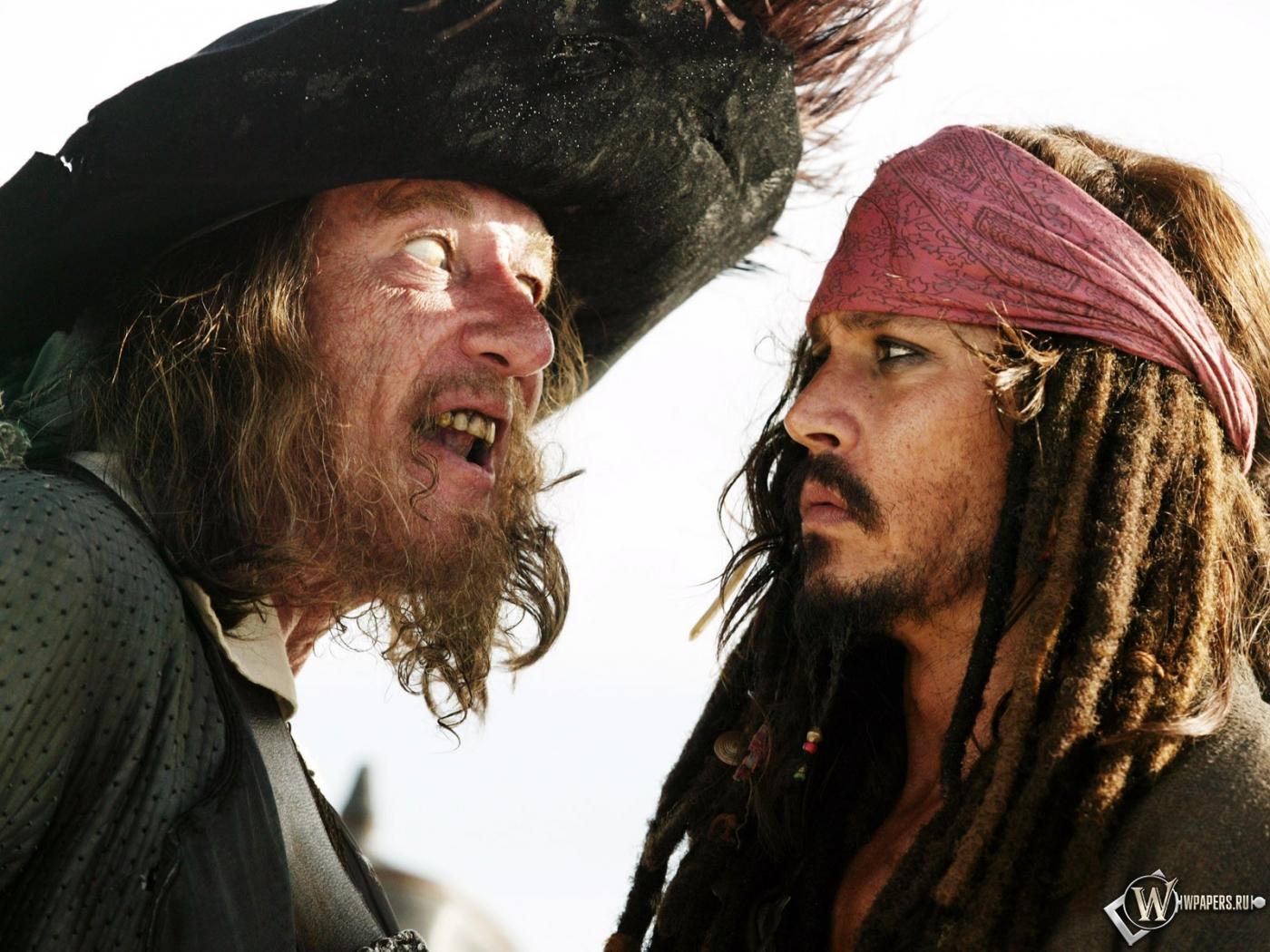 Из категории пираты карибского моря