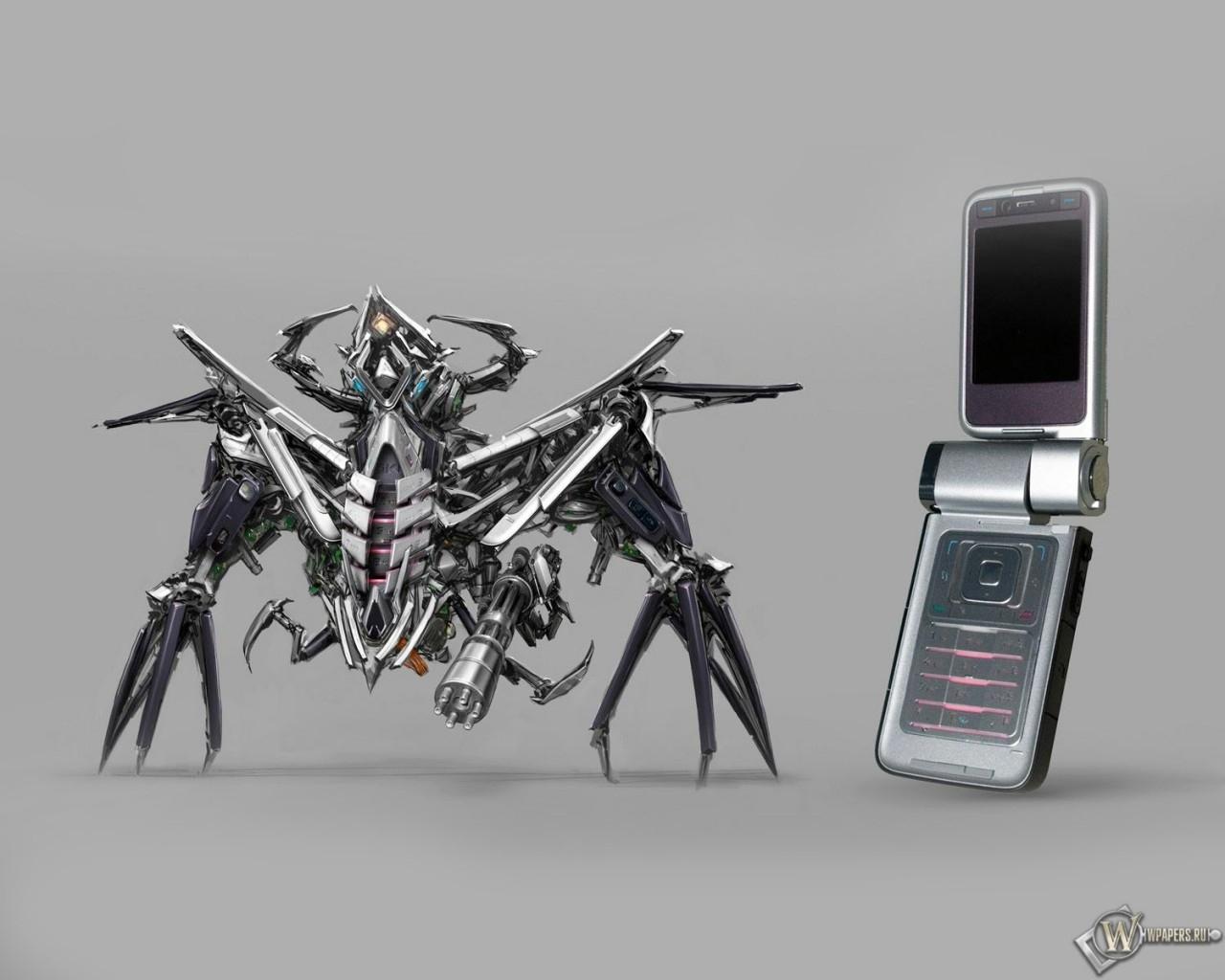 Nokia Bots 1280x1024