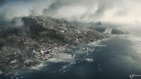 Обои 2012: Конец человечеству, Смерть людей, Земля под воду, 2012