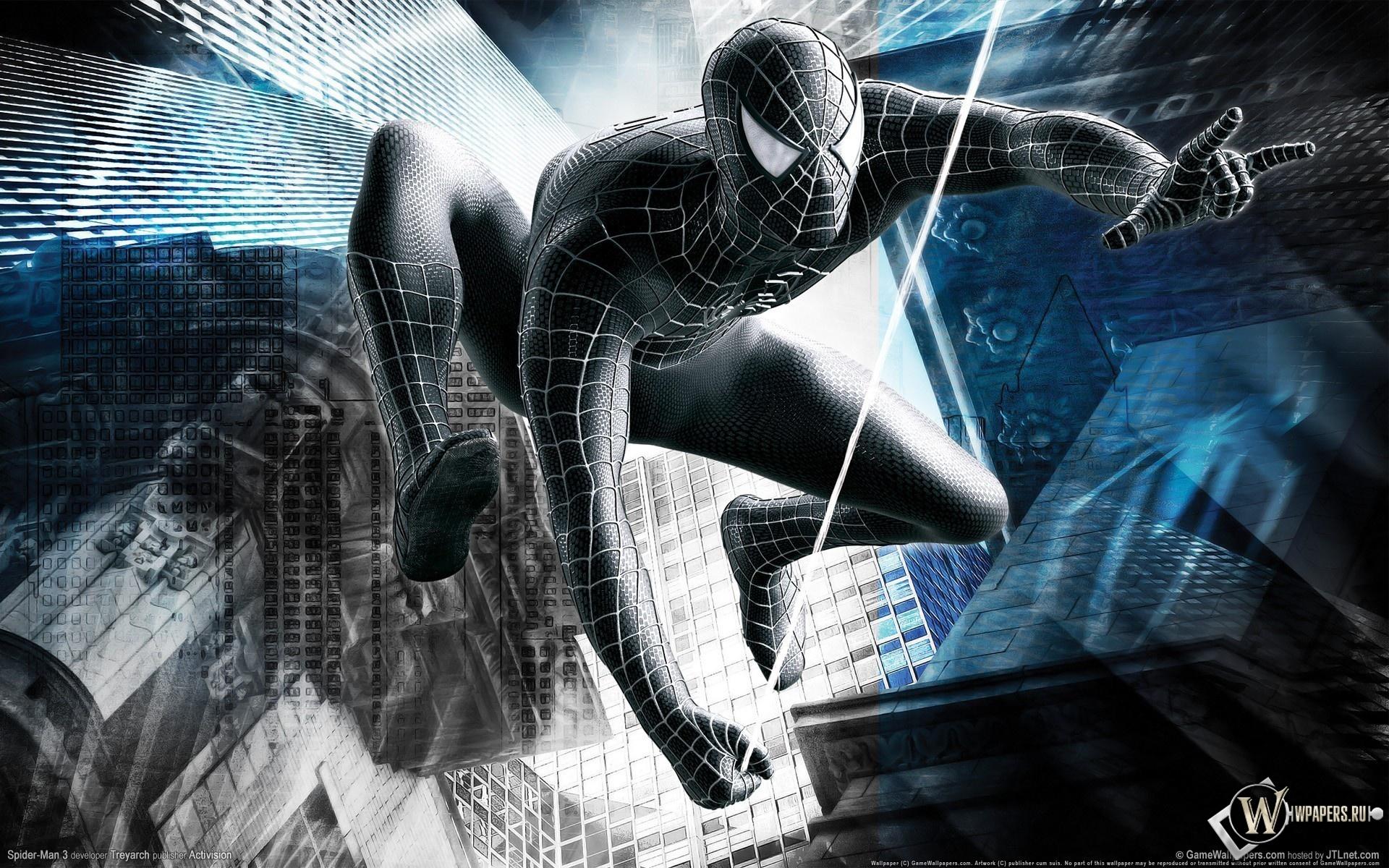 игра в spider man