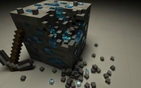 Обои MineCraft: Игра, Minecraft, Игры