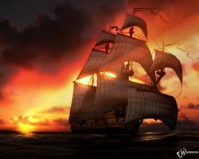 Обои Корсары. Возвращение Легенды: Корабль, Корсары, Игра, Игры