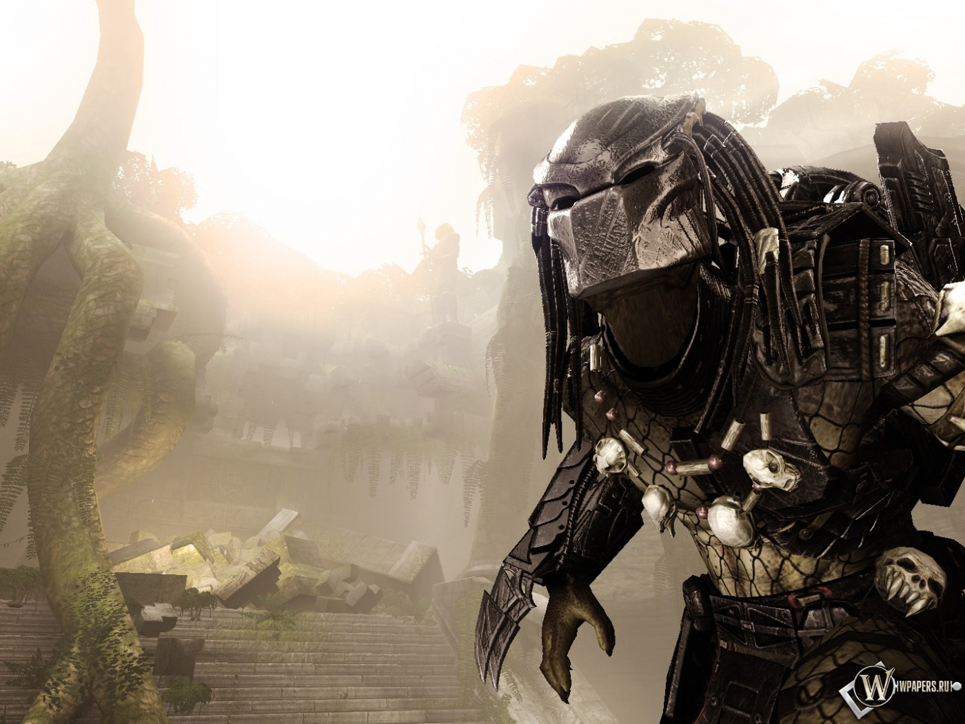 Aliens vs Predator Screenshot.