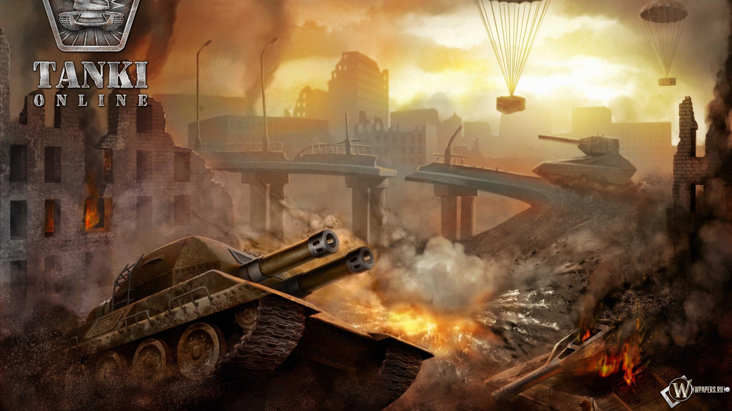 Скачать обои для рабочего стола бесплатно танки