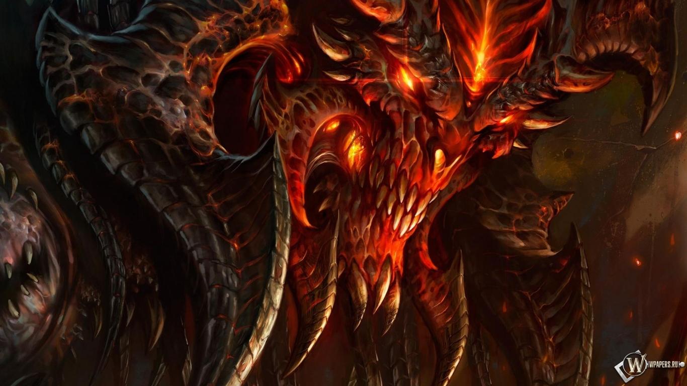 Обои на рабочий стол  Форум Diablo III
